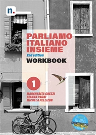 Parliamo italiano insieme Level 1 Workbook with 1 x 26 month NelsonNetBook access code - 9780170445887