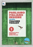 Parliamo italiano insieme Level 1 Teacher Toolkit with 1 x 48 month NelsonNetBook access code