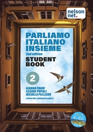 Parliamo italiano insieme Level 2 Student Book with 1 x 26 month NelsonNet access code - 9780170445931