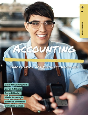 Accounting: Information for Business Decisions - 9780170446242
