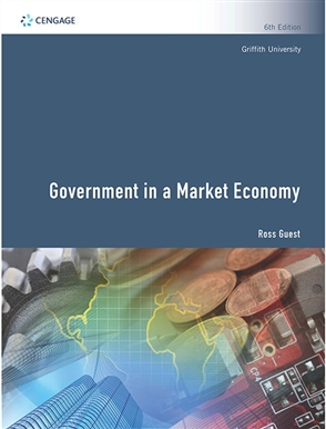 PP1227 Government in a Market Economy - 9780170446693