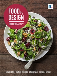 Food by Design Student Book with 1 x 26 month NelsonNetBook access code - 9780170446716