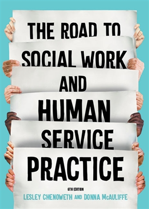 The Road to Social Work & Human Service Practice - 9780170446860