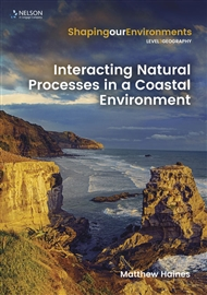 Interacting Natural Processes in a Coastal Environment - 9780170446907