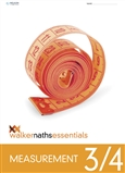 Walker Maths Essentials Measurement 3/4