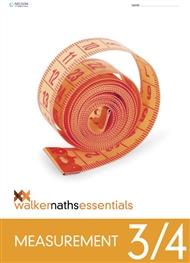 Walker Maths Essentials Measurement 3/4 - 9780170447171