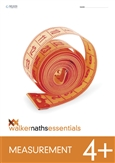 Walker Maths Essentials Measurement 4+