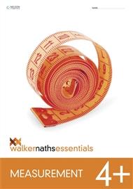 Walker Maths Essentials Measurement 4+ - 9780170447218