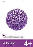 Walker Maths Essentials Number 4+