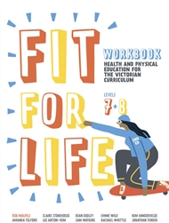 Fit for Life Level 7 & 8: For the Victorian Curriculum Workbook - 9780170452458