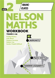 Nelson Maths Workbook 2 - 9780170454520
