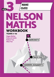 Nelson Maths Workbook 3 - 9780170454537