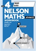 Nelson Maths Workbook 4 Advanced