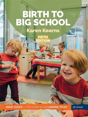 Birth to Big School - 9780170457309