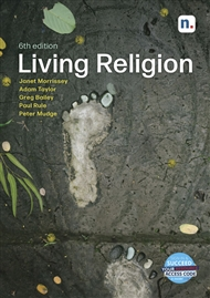 Living Religion 6e Student Book with 1 x 26 NelsonNet access code - 9780170457583