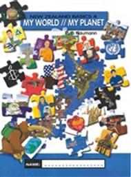 New Zealand Basics 4: My World, My Planet - 9780170950404