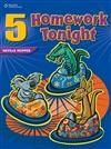 Homework Tonight: Book 5