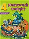 Homework Tonight: Book 4