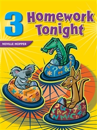 Homework Tonight: Book 3 - 9780170973731