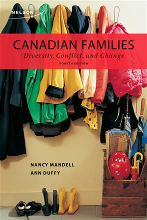 Canadian Families: Diversity, Conflict, and Change - 9780176442675