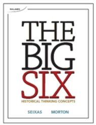 The Big Six: Historical Thinking Concepts Student Book + DVD - 9780176541545