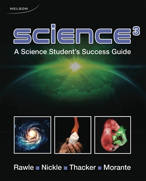 Science³: A Science Student's Success Guide - 9780176662738