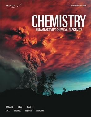 Chemistry: Human Activity, Chemical Reactivity (International Edition) - 9780176684082