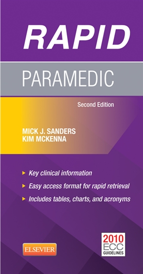 RAPID Paramedic - 9780323072670