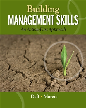 Building Management Skills: An Action-First Approach - 9780324235999