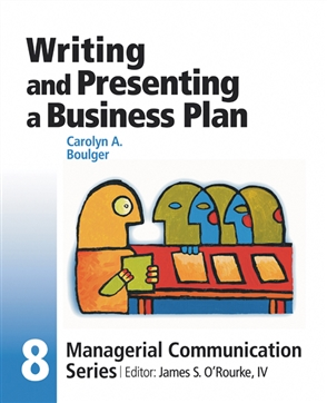 Module 8: Writing and Presenting a Business Plan - 9780324301687