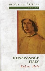 Access to History: Renaissance Italy - 9780340701362