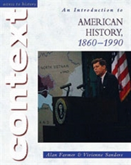 Access to History: An Introduction to American History 1860-1990 - 9780340803264