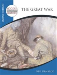 Hodder 20th Century History: The Great War - 9780340814192