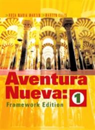 Aventura Nueva 1 - 9780340868805