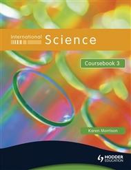 International Science: Coursebook 3 - 9780340966020