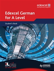 Edexcel German For a Level Student Book (Plus CD) - 9780340968574