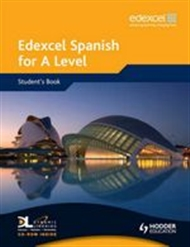 Edexcel Spanish for A Level Student Book - 9780340968864