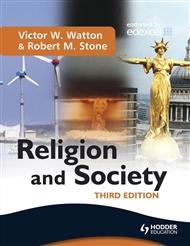Religion and Society - 9780340975510