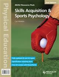 AS/A2 Physical Education: Skills Acquisition & Sports Psychology - 9780340976180