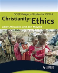 GCSE Religious Studies for OCR A: Christianity Ethics - 9780340983607