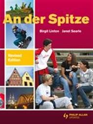 An der Spitze GCSE German Course Book - 9780340991701