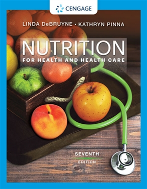 Nutrition for Health and Health Care - 9780357022467
