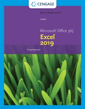 New Perspectives Microsoft® Office 365® & Excel 2019 Comprehensive - 9780357025765