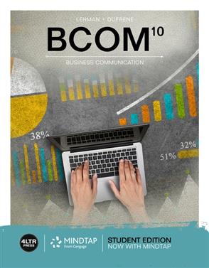 BCOM - 9780357026588