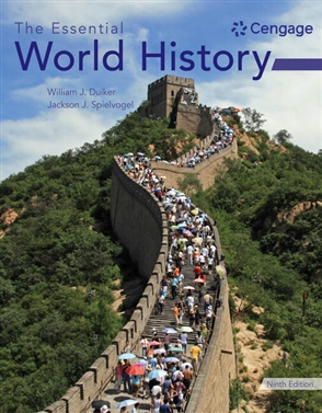 The Essential World History, Volume I: To 1800 - 9780357026861