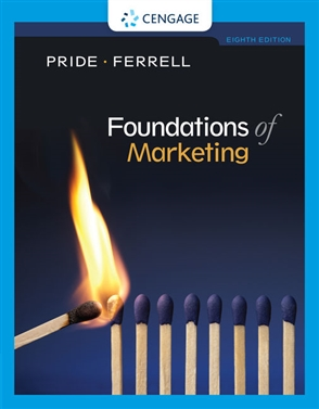 Foundations of Marketing - 9780357033760