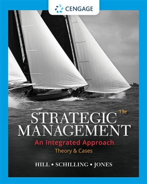 Strategic Management: Theory & Cases: An Integrated Approach - 9780357033845