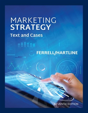 Marketing Strategy - 9780357039236