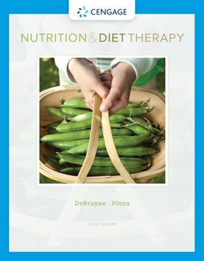 Nutrition and Diet Therapy - 9780357039861