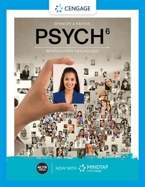 PSYCH - 9780357041055
